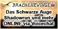 Drachenzwinge - Das Schwarze Auge, Shadowrun und andere Rollenspiele online spielen über Voicechat mit Teamspeak